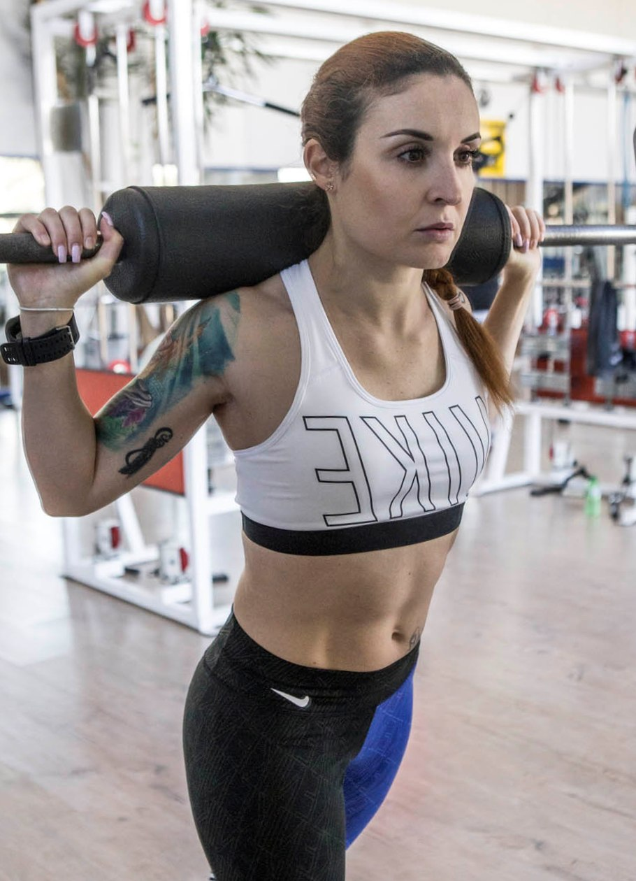 Melissa Zino - Wellness Influencer & Fitness Blogger Fitness