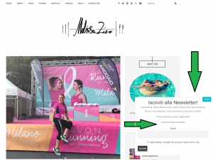 Melissa Zino - Wellness Influencer & Fitness Blogger Featured Lifestyle