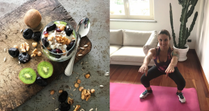 Melissa Zino - Wellness Influencer & Fitness Blogger Fitness Food