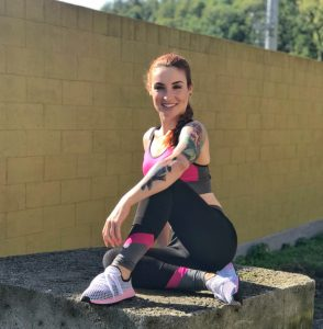 Melissa Zino - Wellness Influencer & Fitness Blogger Wellness